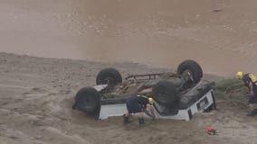 Arizona getting emergency federal funds to fix flood damage
