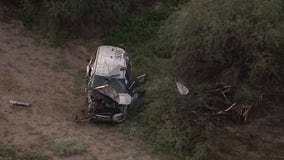 Arizona DPS trooper involved in crash on State Route 87