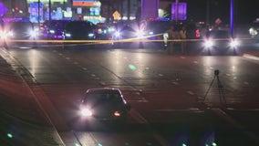 Pedestrian killed in crash near I-17 in North Phoenix