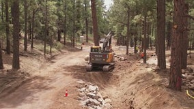 Flagstaff homeowners await flood protection project completion during busy monsoon season