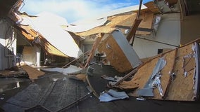Severe damage is left behind throughout Arizona as monsoons rip through