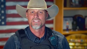 Arizona sheriff goes viral with vow not to mandate vaccines for his officers