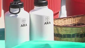 Valley foundation donates reusable water bottles to homeless population
