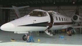 Air ambulance crew from Phoenix area sets off for Louisiana following Hurricane Ida