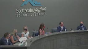 Recall petitions filed for Scottsdale Unified School District board members who voted in favor of mask mandate