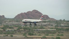 British Airways resumes flights between Phoenix and London
