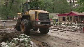 Historic rainfall on Flagstaff-area burn scar spurs flooding, monsoon destruction