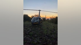 YCSO: Deputy took distressed hikers to safety by foot after helicopter failed