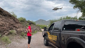 MCSO: 2 people dead following flooding in Camp Creek area