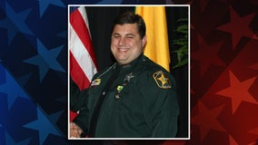 Decorated Polk County deputy dies from COVID-19