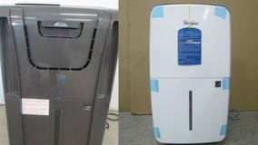 2 million dehumidifiers with well-known brand names recalled due to fire risk