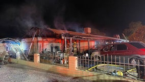 House fire being investigated as possible arson in Phoenix