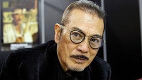'Kill Bill' star Sonny Chiba dies at 82 from COVID-19