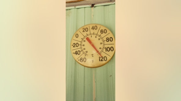 National Weather Service issues Excessive Heat Warning for Phoenix area and Southwestern Arizona