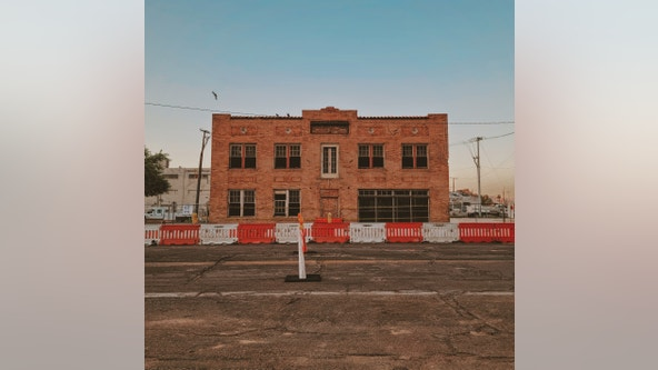 Historical hotel torn down in Downtown Phoenix; site will be turned into VIP parking for Phoenix Suns