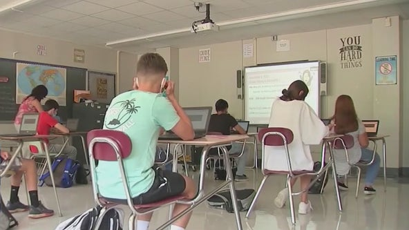 Mask mandates implemented by Arizona school districts facing court challenge