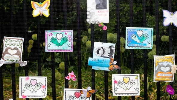Memorials for COVID-19 victims taking shape across US