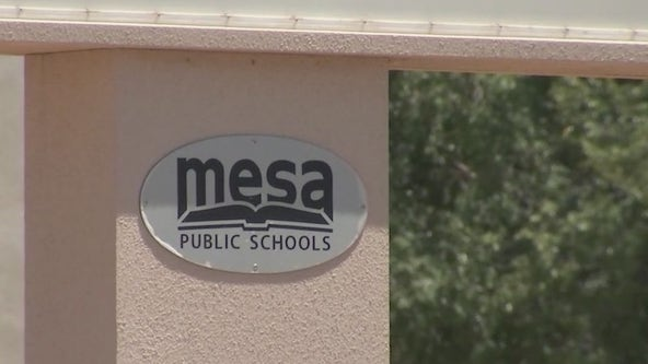Back to school: Mesa students head back to the classroom