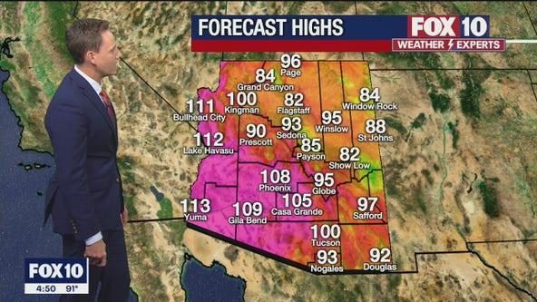 Morning Weather Forecast - 8/2/21