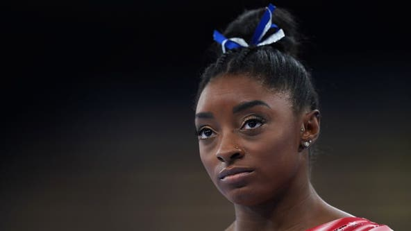 Simone Biles reveals she was dealing with family tragedy while at Tokyo Olympics
