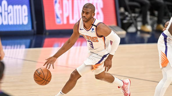 Chris Paul signs 4-year, $120M deal with Phoenix Suns