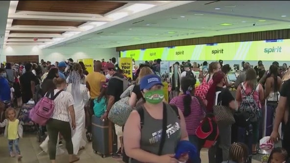 Sky Harbor and other flights cancelled leaving travelers stranded
