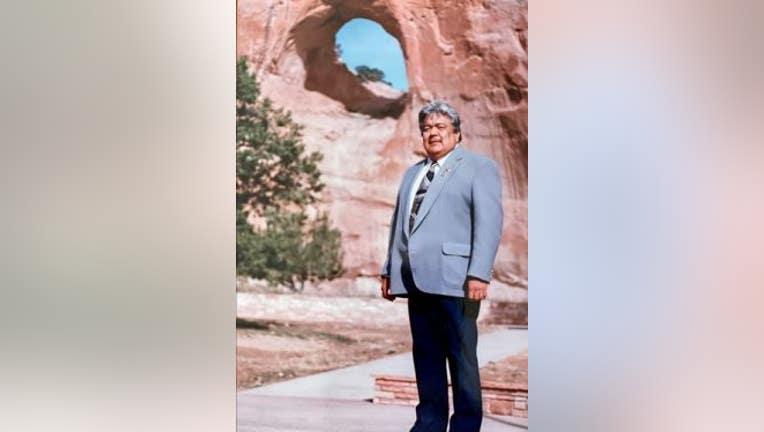 Former Navajo Nation President Kelsey Begaye