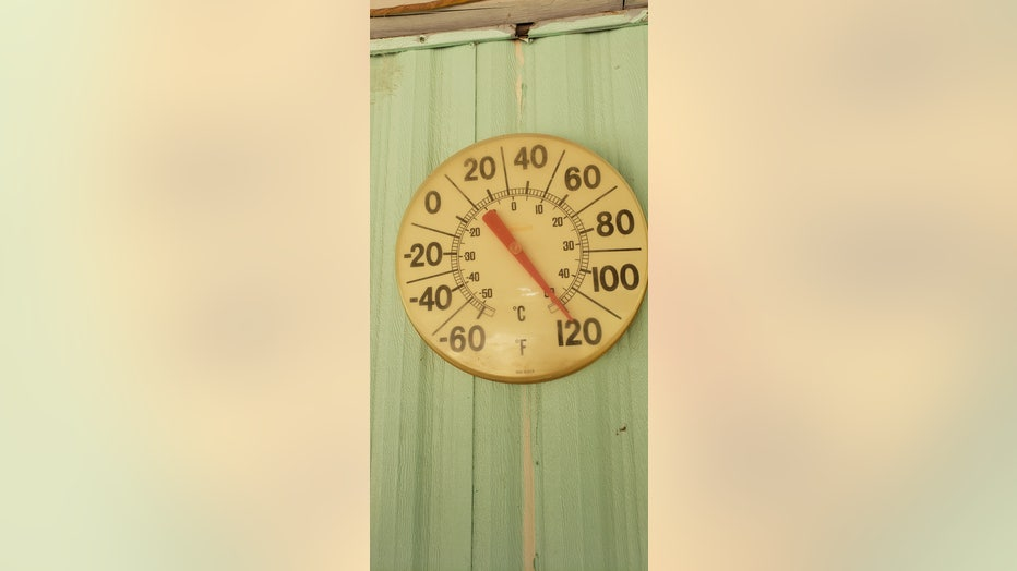 heat thermometer