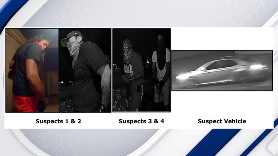 phoenix robbery suspects