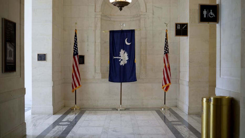 SC Senate Office Building