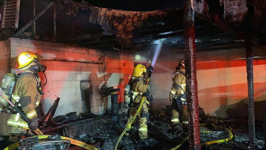 possible arson fire1