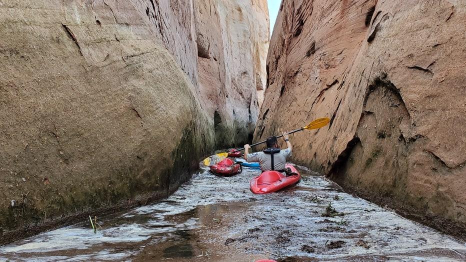 az canyon death