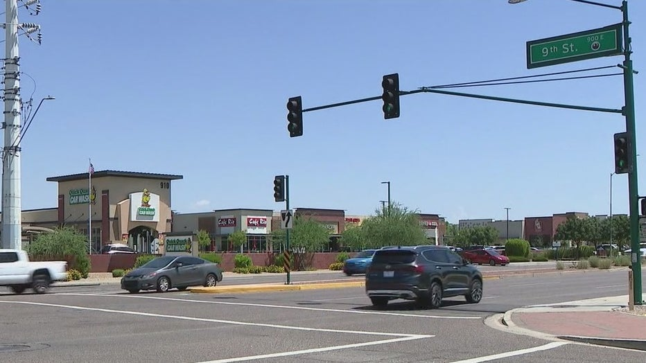 The deadly shooting happened near 9th Street and Bell Road in north Phoenix.