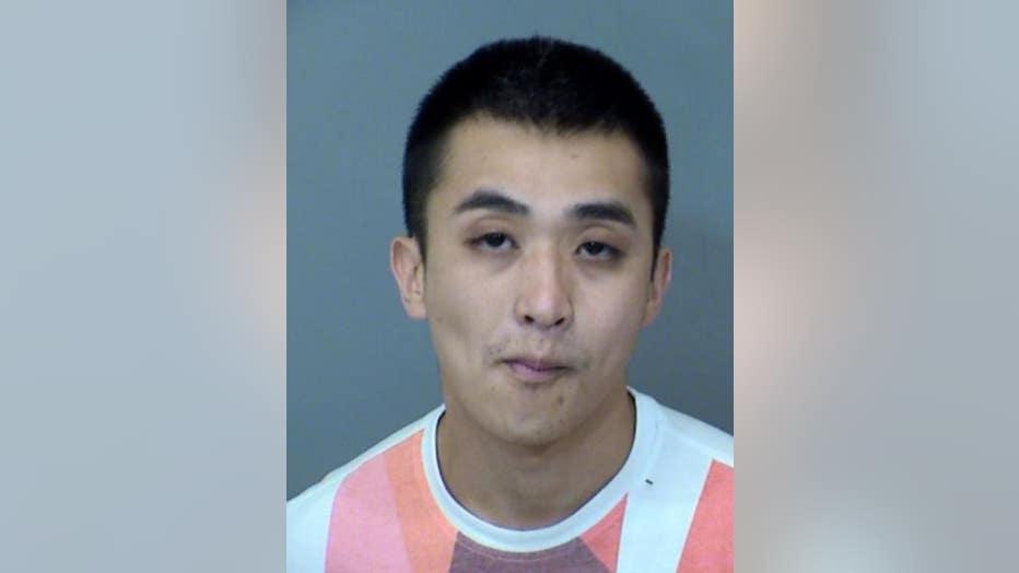 Tony Tran. Photo courtesy of the Glendale Police Department