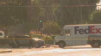 Bicyclist critically injured after getting hit by 2 trucks in North Phoenix