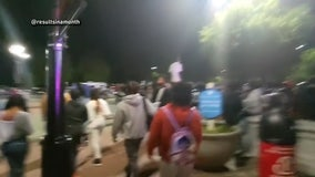 Video of Six Flags America Fright Fest chaos, violence prompts Prince George's County police probe