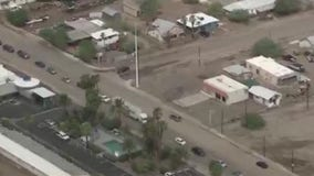 'It's a long road': Gila Bend still rebuilding after monsoon flooding devastated the town