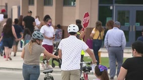 Arizona Gov. Doug Ducey addresses private school vouchers, public school funding and unemployment