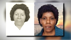 Skeletal remains identified 44 years after murder victim's death