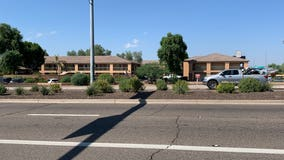 Police investigate double shooting at Tolleson extended-stay hotel