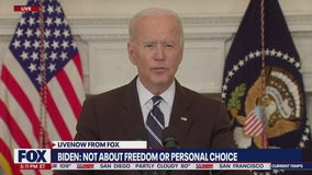 Biden's vaccine rules to set off barrage of legal challenges