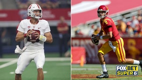 College football week 2: Win $25,000 free with FOX Super 6
