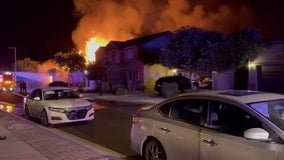 2 people hospitalized after Goodyear home explodes, ATF investigating
