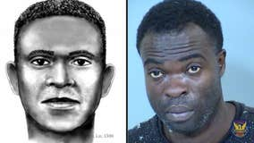 Phoenix PD: Man arrested for sexually assaulting jogger near canal