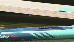 Paddleboarding resumes on Tempe Town Lake after algae bloom