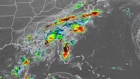 Tropical Storm Mindy nearing landfall on Florida Panhandle