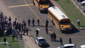 Mesa High School students return to campus day after school evacuated due to bomb threat