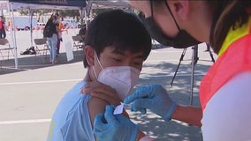 LAUSD proposing vaccine mandate for all eligible students ages 12 and up