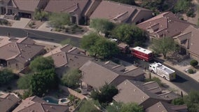 Gas leak results in evacuation of homes in North Scottsdale neighborhood