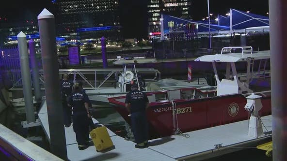 PD: Body of man who jumped into Tempe Town Lake recovered